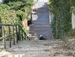 평창동 계단뛰기